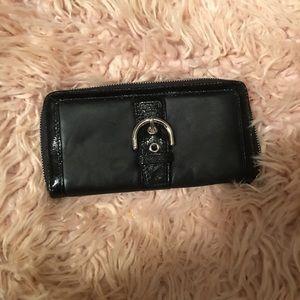 Coach wallet / black